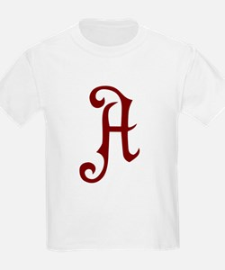 A is for... T-Shirt