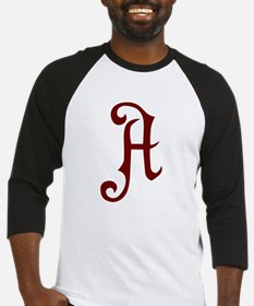 A is for... Baseball Jersey