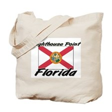 Lighthouse Point Florida Tote Bag