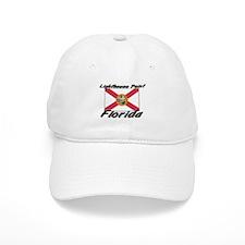 Lighthouse Point Florida Baseball Cap