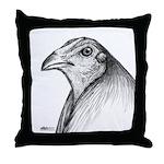 Gamecock Head Detail Throw Pillow
