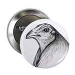 Gamecock Head Detail Button