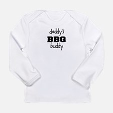 Barbecuing Long Sleeve Infant T-Shirt