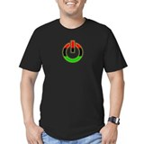 Black lives matter Fitted T-shirts (Dark)