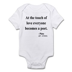 Plato 10 Infant Bodysuit