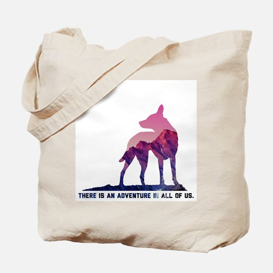 There is Adventure in all of us! Tote Bag