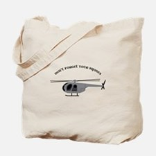 Dont Forget your Shades Tote Bag