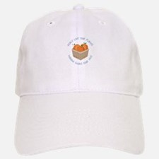 Love Peaches Baseball Baseball Baseball Cap