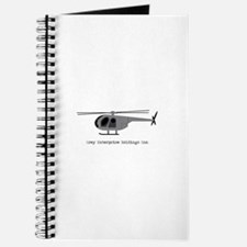 Grey Helicopter Journal