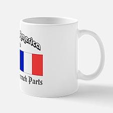 Italian-French Parts Mug