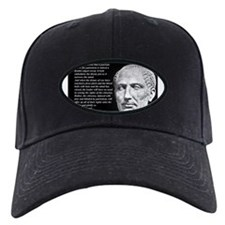 Motivational / Inspirational Caesar: Baseball Hat