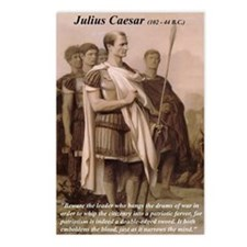 Motivational / Inspirational Caesar: Postcards (8)