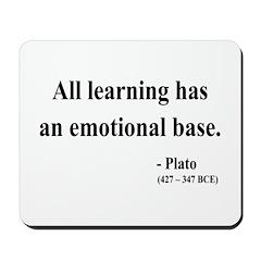 Plato 12 Mousepad