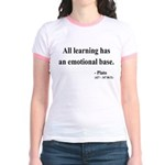 Plato 12 Jr. Ringer T-Shirt