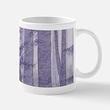 Purple Misty Forest Mug