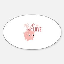 Cant Buy Love Decal