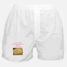 quiche Boxer Shorts