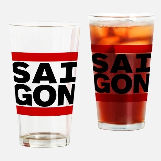 SAIGON Drinking Glass