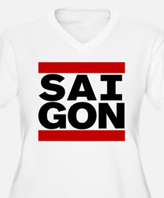 SAIGON Plus Size T-Shirt