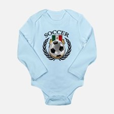 Mexico Soccer Fan Body Suit
