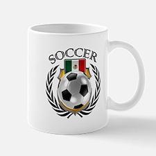 Mexico Soccer Fan Mugs