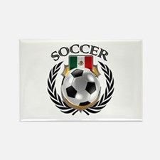Mexico Soccer Fan Magnets