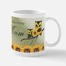 Owl Mother's Day Gift Mug For Mum Mugs