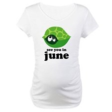 June Baby Due Date Shirt