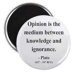"""Plato 13 2.25"""" Magnet (100 pack)"""