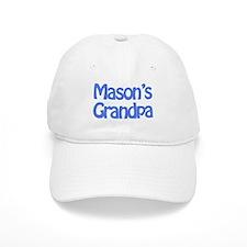 Mason's Grandpa Baseball Cap