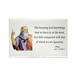 Plato 14 Rectangle Magnet (10 pack)