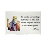 Plato 14 Rectangle Magnet (100 pack)
