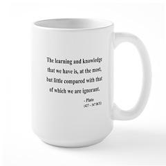 Plato 14 Large Mug