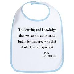 Plato 14 Bib