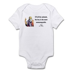 Plato 15 Infant Bodysuit