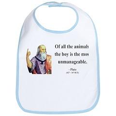 Plato 15 Bib