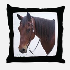 Nove' Throw Pillow
