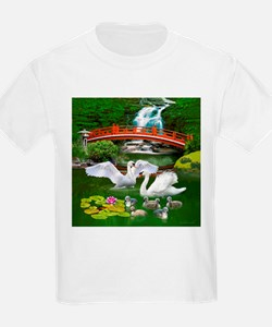 The Swan Family T-Shirt