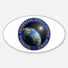 NATIONAL GEOSPATIAL-INTELLIGENCE AGENCY Decal