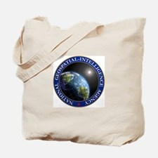 NATIONAL GEOSPATIAL-INTELLIGENCE AGENCY Tote Bag