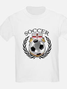 Northern Ireland Soccer Fan T-Shirt
