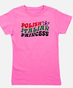 Unique Polish infant Girl's Tee