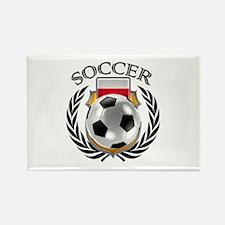 Poland Soccer Fan Magnets