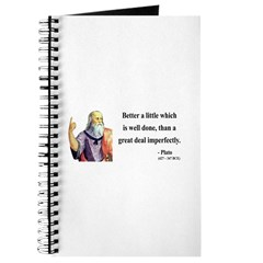Plato 16 Journal