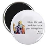 Plato 16 Magnet