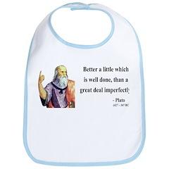 Plato 16 Bib