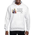 Plato 16 Hooded Sweatshirt