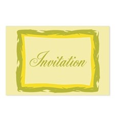 Invitation Postcards (Package of 8)