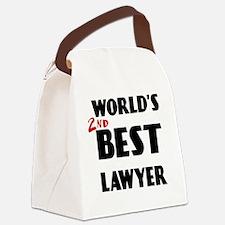 Cute Saul Canvas Lunch Bag