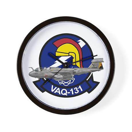 VAQ-131 Lancers Wall Clock